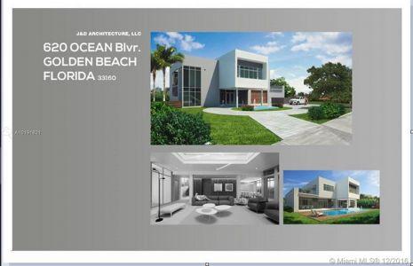 Golden Beach - 620 Ocean Blvd, Golden Beach, FL 33160