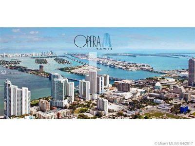 Opera Tower #1118 - 1750 N Bayshore Dr #1118, Miami, FL 33132