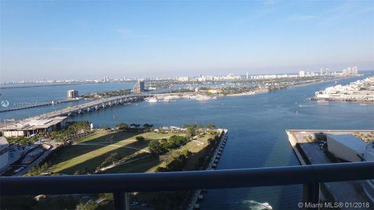 Marina Blue #3209 - 888 Biscayne Blvd #3209, Miami, FL 33132