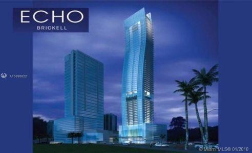 Echo Brickell #2102 - 1451 Brickell #2102, Miami, FL 33131