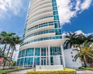 Platinum #1105 - 480 NE 30 #1105, Miami, FL 33137