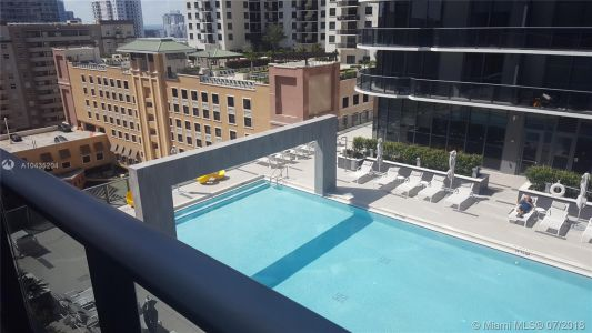 Brickell Heights East Tower #1107 - 45 SW 9th St #1107, Miami, FL 33130