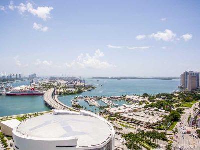 Marina Blue #3605 - 888 BISCAYNE BLVD #3605, Miami, FL 33132