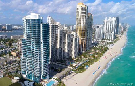 Chateau Beach #804 - 17475 Collins Ave #804, Sunny Isles Beach, FL 33160