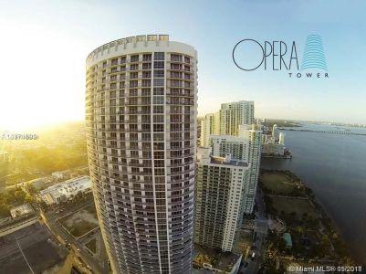 Opera Tower #5004 - 1750 N bayshore dr. #5004, Miami, FL 33132