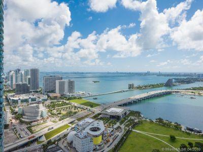 Marina Blue #4810 - 888 Biscayne Blvd #4810, Miami, FL 33132
