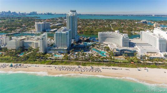 Fontainebleau Tresor #804 - 4401 COLLINS AVE #804, Miami Beach, FL 33140