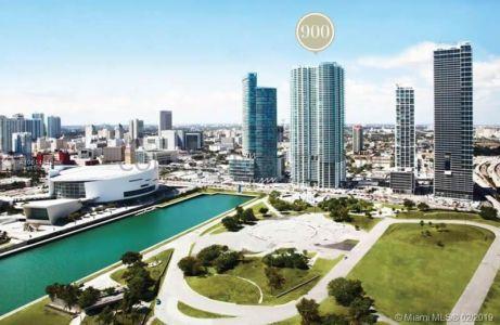 900 Biscayne Bay #O-1002 - 900 Biscayne Blvd #O-1002, Miami, FL 33132