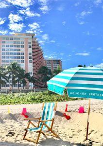 Triton Tower #610 - 2899 Collins Ave #610, Miami Beach, FL 33140