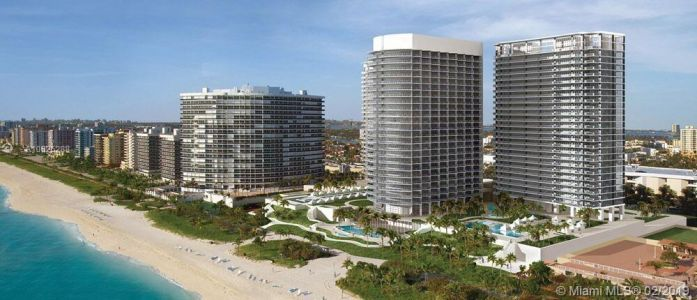 St Regis Bal Harbour Center Tower #601 - 9703 Collins Ave #601, Bal Harbour, FL 33154