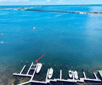 Santa Maria - 1643 BRICKELL AV MARINA #12, Miami, FL 33129