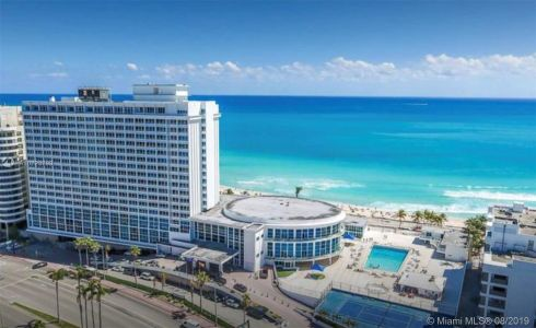 Castle Beach Club #1724 - 5445 Collins Ave #1724, Miami Beach, FL 33140