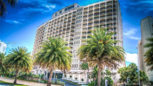 Carriage House #911 - 5401 Collins Ave #911, Miami Beach, FL 33140