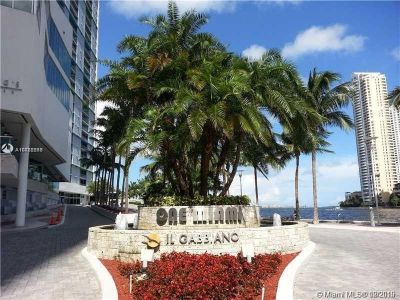 One Miami West #1520 - 325 S Biscayne Blvd #1520, Miami, FL 33131