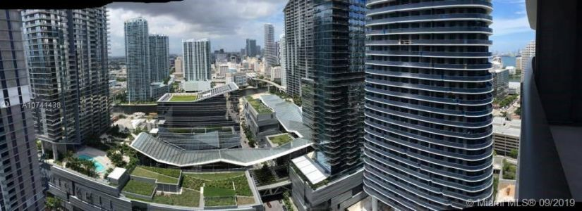 Brickell Heights East Tower #3010 - 45 SW 9th ST. #3010, Miami, FL 33130