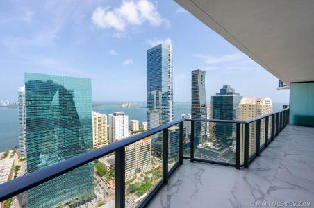 SLS Brickell #3702 - 1300 S Miami Ave #3702, Miami, FL 33130