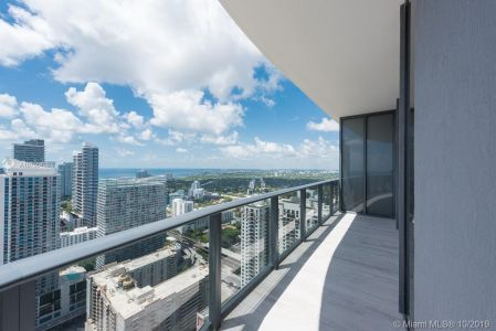 Brickell Heights East Tower #4203 - 45 SW 9th St #4203, Miami, FL 33130