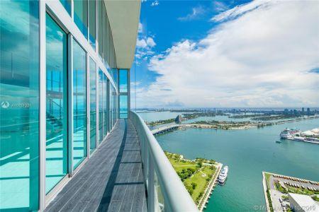 Marina Blue #5708 - 888 Biscayne Blvd #5708, Miami, FL 33132