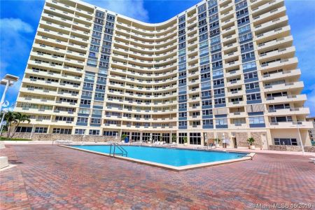 Parker Dorado #1405 - 3180 S Ocean Dr #1405, Hallandale Beach, FL 33009