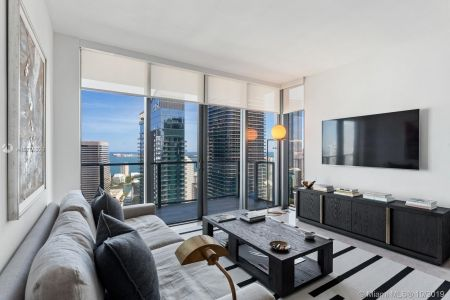 Rise Brickell City Centre #3409 - 88 SW 7th Street #3409, Miami, FL 33130