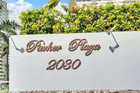 Parker Plaza #924 - 2030 S Ocean Dr #924, Hallandale Beach, FL 33009