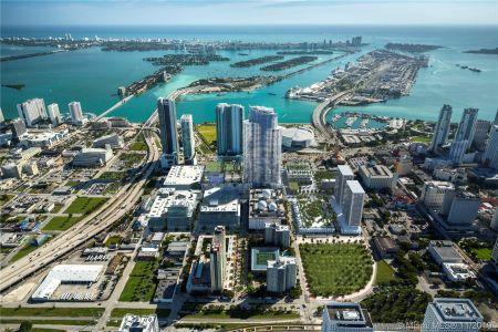 Paramount Miami Worldcenter #4112 - 851 NE 1st Avenue #4112, Miami, FL 33132