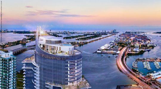 Paramount Miami Worldcenter #4101 - 851 NE 1st AVENUE #4101, Miami, FL 33132