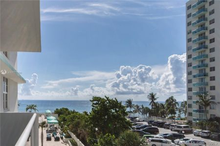 Sea Air Towers #420 - 3725 S Ocean Dr #420, Hollywood, FL 33019
