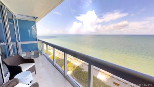 Carillon North Tower #1806 - 6899 Collins Ave #1806, Miami Beach, FL 33141