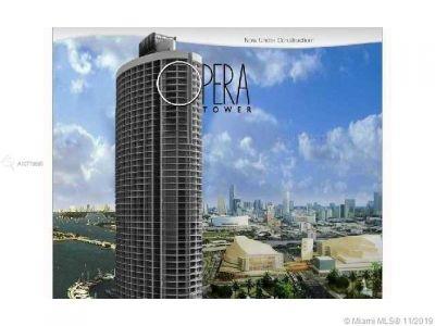 Opera Tower #1205 - 1750 N Bayshore Dr #1205, Miami, FL 33132