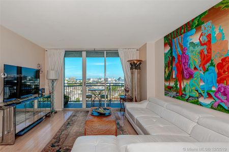Yacht Club #1007 - 90 ALTON RD #1007, Miami Beach, FL 33139