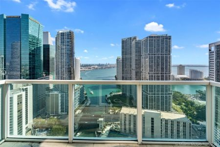 Brickell on the River North Tower #3818 - 31 SE 5th St #3818, Miami, FL 33131