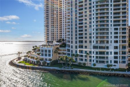 Three Tequesta Point #404 - 848 Brickell Key Dr #404, Miami, FL 33131