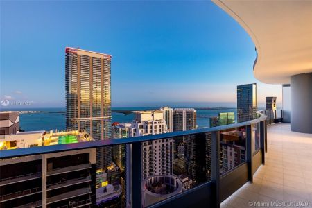 Brickell FlatIron #PH5403 - 1000 Brickell Plaza #PH5403, Miami, FL 33131
