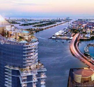 Paramount Miami Worldcenter #4911 - 851 NE 1st ave #4911, Miami, FL 33132