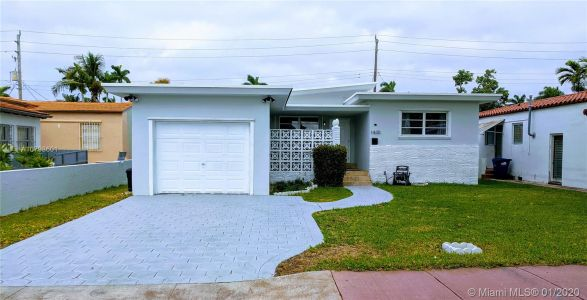Isle of Normandy - 1435 Normandy Dr, Miami Beach, FL 33141