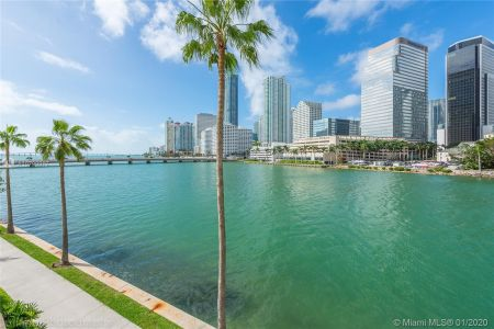 Courvoisier Courts #303 - 701 Brickell Key Blvd #303, Miami, FL 33131
