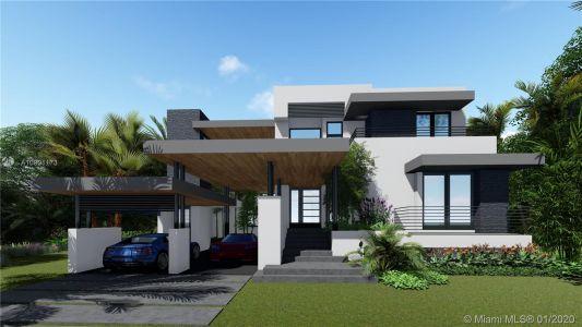 Tropical Isle Homes - 465 Ridgewood Rd, Key Biscayne, FL 33149