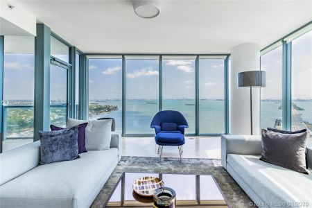 Blue on the Bay #2412 - 601 NE 36th St #2412, Miami, FL 33137
