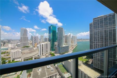500 Brickell East Tower #3403 - 55 SE 6th St #3403, Miami, FL 33131