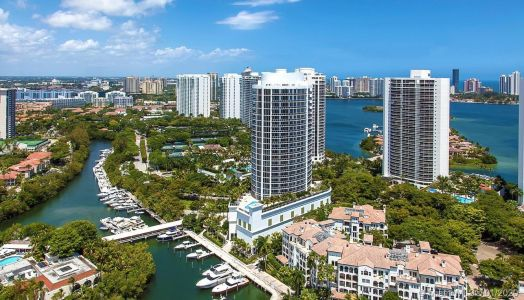 Bellini Williams Island #PH-1 - 4100 Island Blvd #PH-1, Aventura, FL 33160