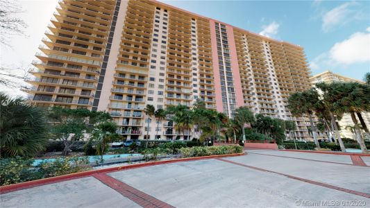 Winston Tower 600 #1603 - 210 174th St #1603, Sunny Isles Beach, FL 33160
