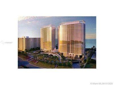 St Regis Bal Harbour Center Tower #2500 - 9703 Collins Ave #2500, Bal Harbour, FL 33154