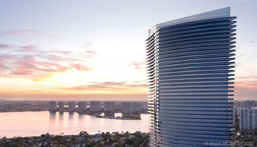 Armani Casa Tower #4400 - 18975 Collins Ave. #4400, Sunny Isles Beach, FL 33160