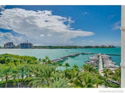 Murano At Portofino #604 - 1000 S POINTE DR #604, Miami Beach, FL 33139
