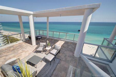 Caribbean South Tower #PH-4 - 3737 Collins Ave #PH-4, Miami Beach, FL 33140