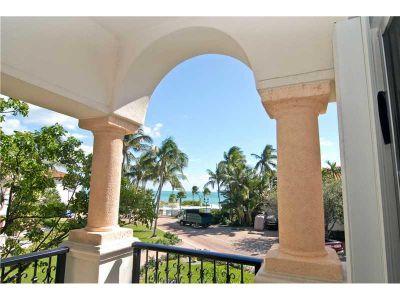 Seaside Villas #15521 - 15521 FISHER ISLAND DR #15521, Fisher Island, FL 33109